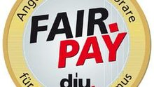 Fairpay-Kampagne