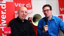 Manfred Kloiber im WDR-Forum