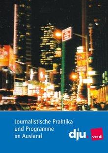 Praktika und Programme im Ausland