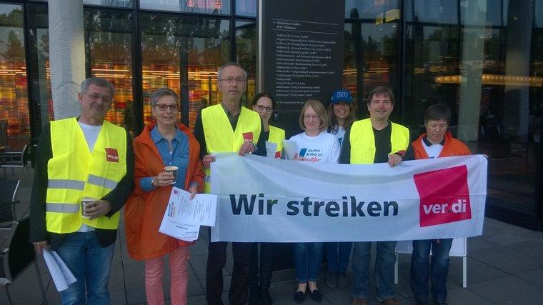 Streik SZ