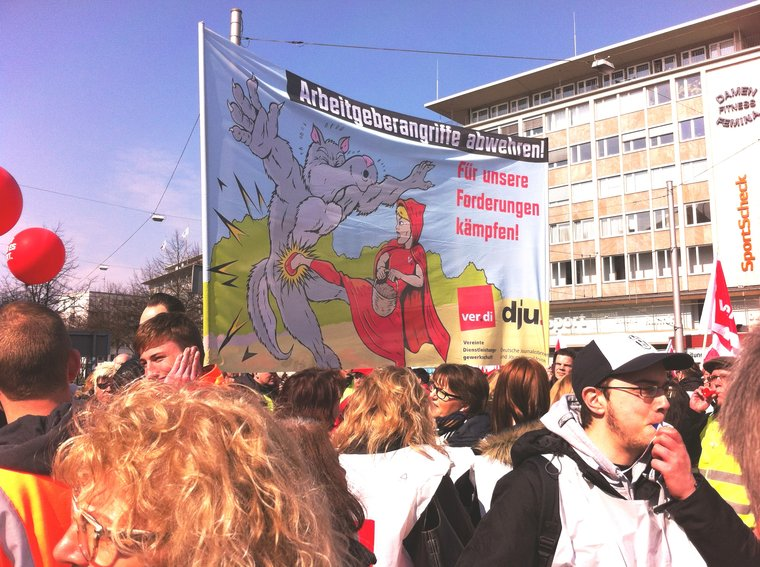 Bielefeld bearbeitet