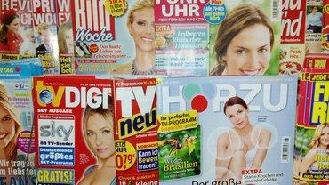 TV-Zeitschriften