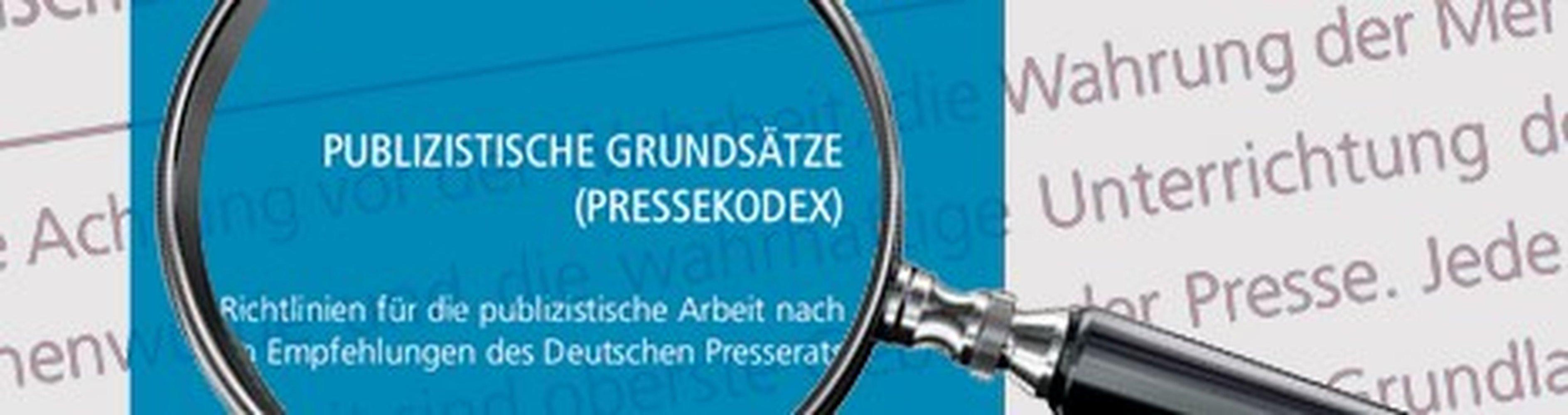 Pressekodex – ver.di