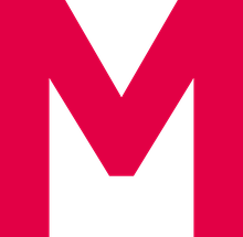 Logo der medienpolitischen ver.di-Zeitschrift M Menschen Machen Medien