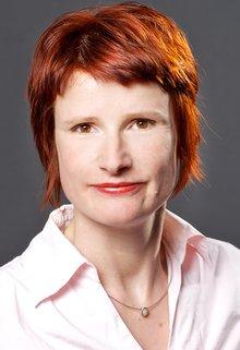 dju-Bundesgeschäftsführerin Cornelia Haß