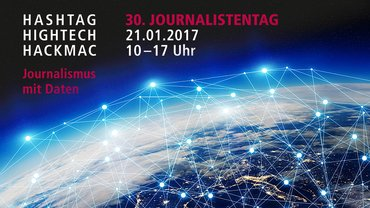 Hashtag, Hightech, Hackmec - Journalistentag 2017