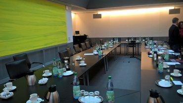 Großer Sitzungssaal des NDR Hamburg