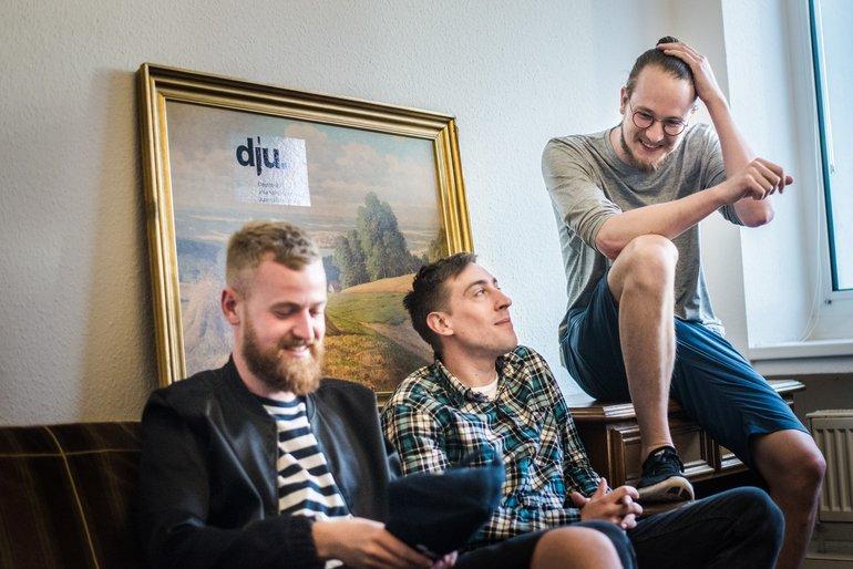 dju-Hochschulgruppe Hannover 2017
