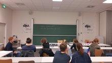 Gründung dju-Hochschulgruppe Bremen