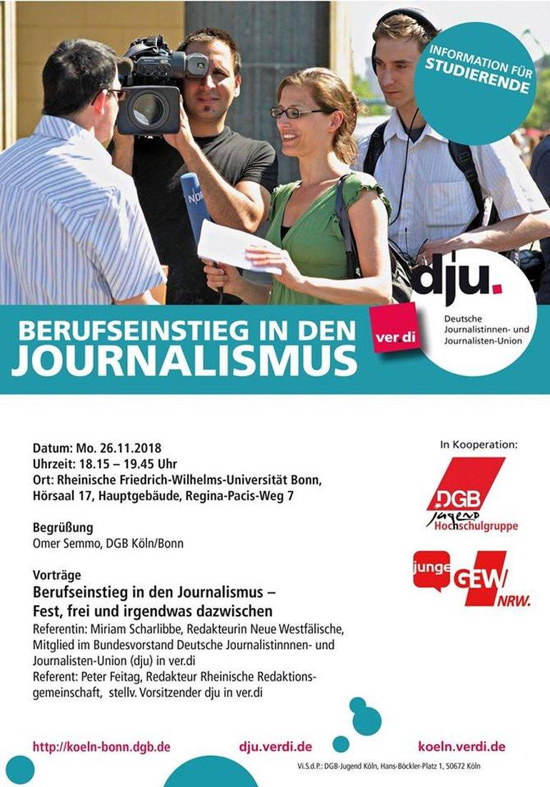 Berufseinstieg Bonn