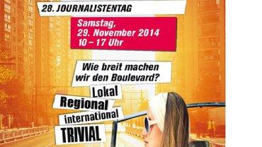 28. Journalistentag