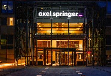 Berliner Verlagsgebäude Axel Springer