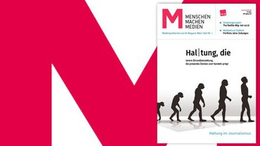 Cover der M Print 1 2020