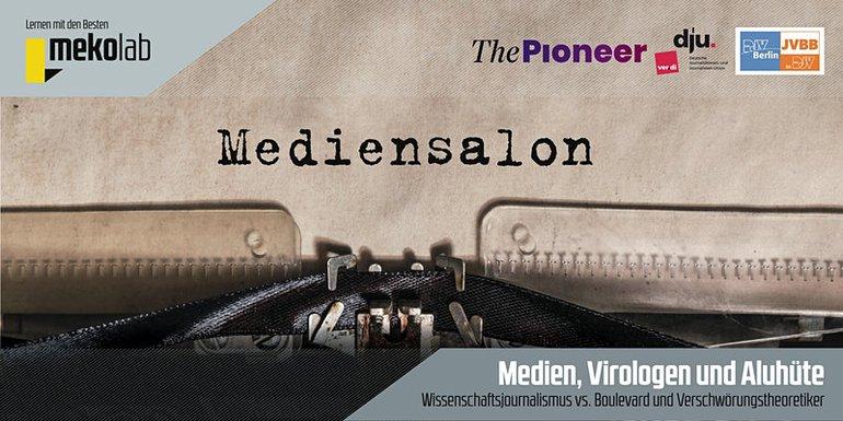 Berliner Mediensalon 17. Juni 2020