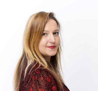 Monique Hofmann, Bundesgeschäftsführerin der dju in ver.di