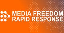 Media Freedom Rapid Response Logo Orange
